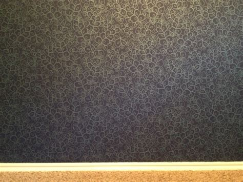glitter wallpaper sherwin williams the guest room the wallpaper design crush