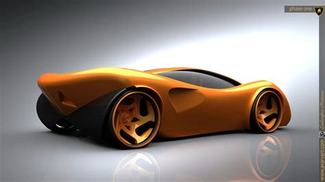 Futuristic Lamborghini Lamborghini Minotauro A Future Model Imagined For 2020