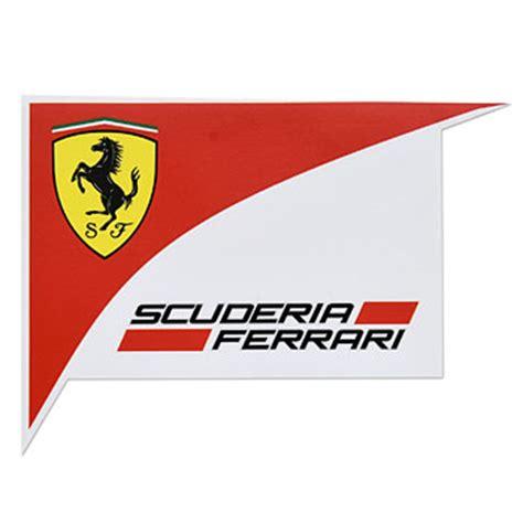 Ferrari Emblem Sticker Aufkleber Bezugsquelle by Italian Auto Parts Gagets