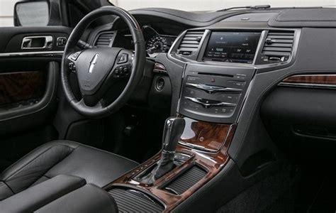 lincoln navigator interior 2016 2016 lincoln mkx review msrp price specs interior