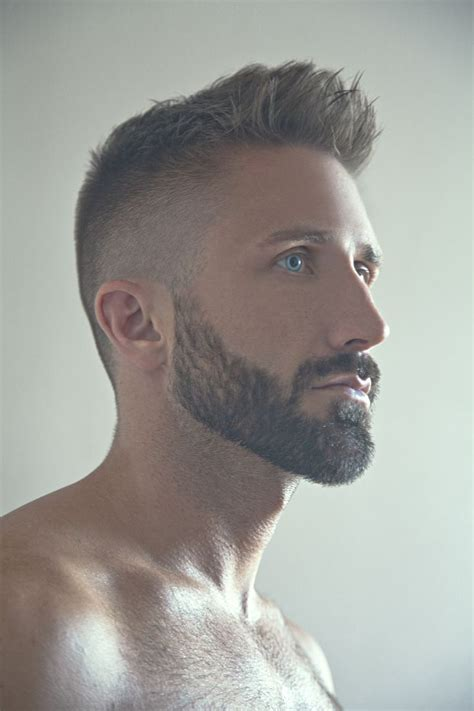 hairstyles that go with beards 30 beard hairstyles for men to try this year male