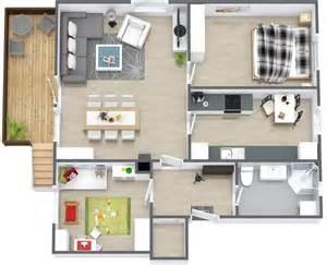 Small House Designs With 2 Bedrooms Planta Baixa O Guia Completo Arquidicas