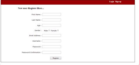 codeigniter tutorial user login user registration and login system in codeigniter free