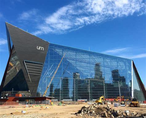 Minnesota Vikings Venuenext For U S Bank Stadium App