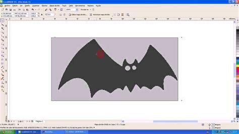 imagenes vectoriales para corel draw vectorizar imagen en corel draw desde una imagen plantilla