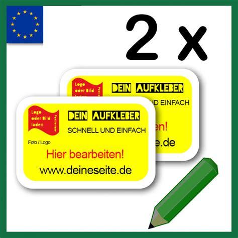 Kfz Gelber Aufkleber by 2 Kfz Kontrollschildhalter Schweiz Mit Eigenem Text