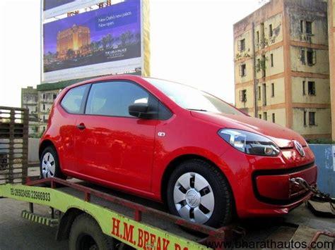 volkswagen up in india spied volkswagen up in india delhi