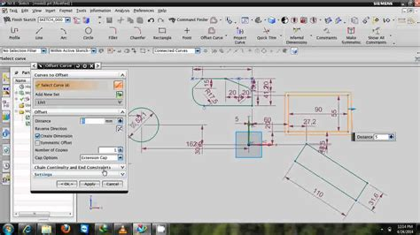 youtube tutorial nx nx cad sketch tutorial 3 1 1 m4v youtube
