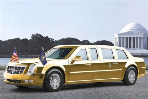 new limousine car donald s new cadillac limo is coming this summer