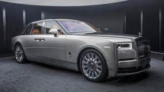 Rolls Royce News 2018 Rolls Royce Phantom Viii Look It S All New