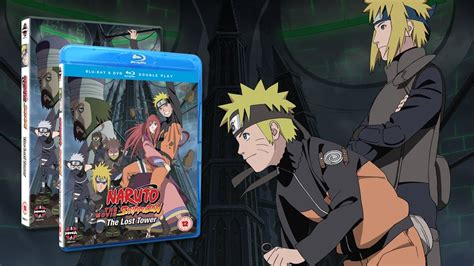 naruto shippuden    lost tower trailer youtube