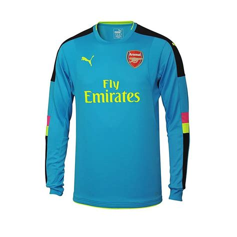 Jersey Arsenal Gk Home 11 12 arsenal junior 2016 17 away goalkeeper shirt