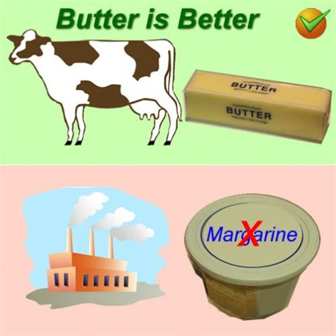 butter or margarine better for health blissfulwriter on hubpages