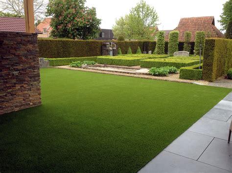 choose artificial grass gardens  real