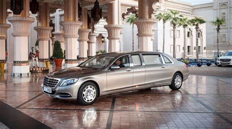 Maybach Limousine by 2015 Mercedes Maybach Pullman