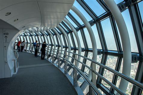 tokyo observation deck tokyo skytree observation deck 450m tembo galleria