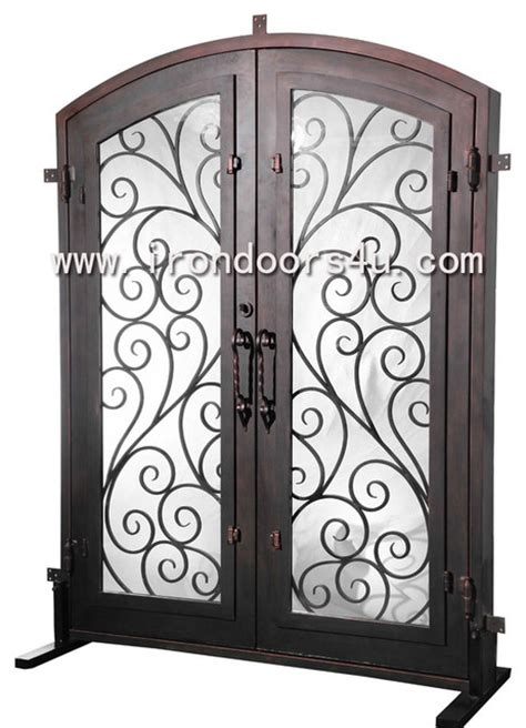 Wrought Iron Doors by 1000 Images About Cousto Wrought Iron Front Doors Entry