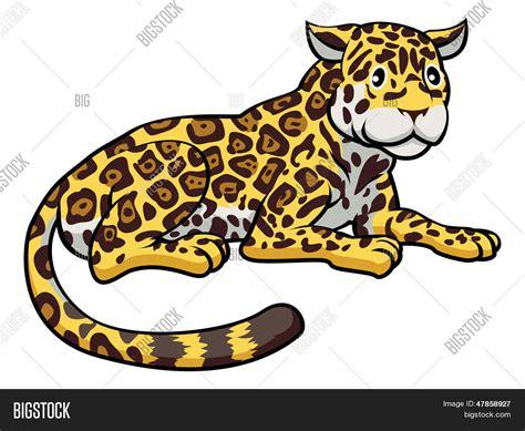 imagenes de jaguar animados vector y foto jaguar gato de dibujos animados bigstock