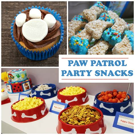 paw food 20 paw patrol birthday ideas activities