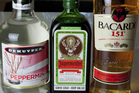 liquid cocaine a year of cocktails