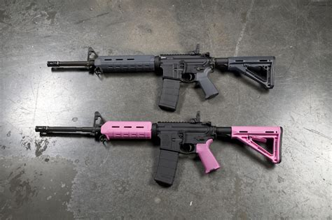 new furniture and colours for ar15 s in 2014 gunsite
