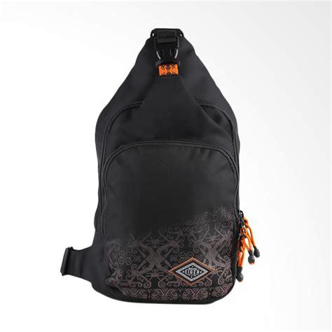 Pisau Eiger Black Borneo jual eiger crosslink bag borneo sling bag black 7l 1989 harga kualitas terjamin