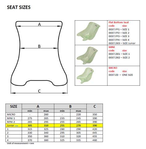 otk mini seat 1 seats accessories international karting distributors