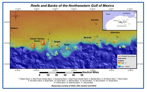 nw gulf banks  origins