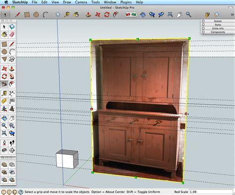 photo    sketchup model