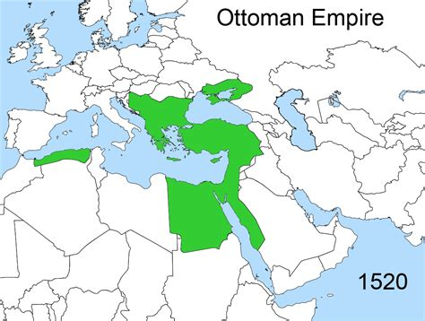 When Did Ottoman Empire End Things Changed The Ottomans Turn East Chaldiran Marj Dabiq