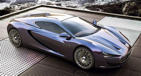 maserati supercar this maserati supercar design study revives the bora name