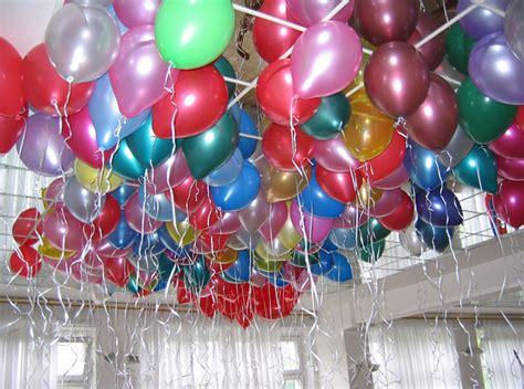 como decorar con globos con gas helio trucos para decorar con globos en celebraciones 161 qu 201