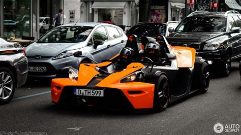Ktm Auto X Bow by Ktm X Bow 11 August 2014 Autogespot