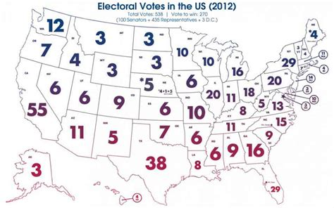 map of us electoral votes electoral vote map 2012 holidaymapq