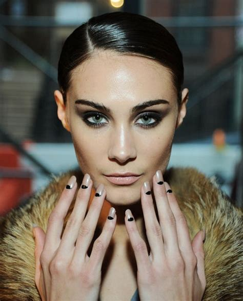 pedicure trends 2014 best autumn winter 2013 2014 nail art trends to try