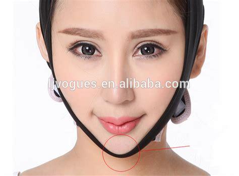 Masker V Shape gold shape slimming other than korean v shape
