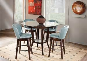Blue Dining Table Set Rooms To Go Affordable Home Furniture Store
