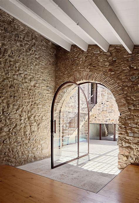 stone house renovation 25 best ideas about stone walls on pinterest brick images faux stone walls and