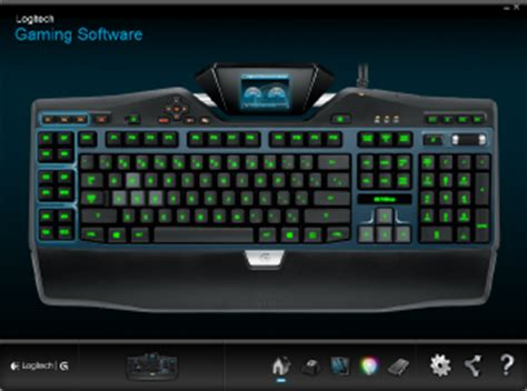Pc Logitech G19s Gaming Keyboard With Color Panel Screen logitech g19s gaming keyboard review 187 page 3 logitech g19s gaming keyboard closer look the