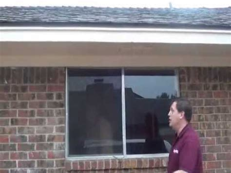 how to replace a window in a brick house how to install a vinyl window by lanham window company wmv youtube