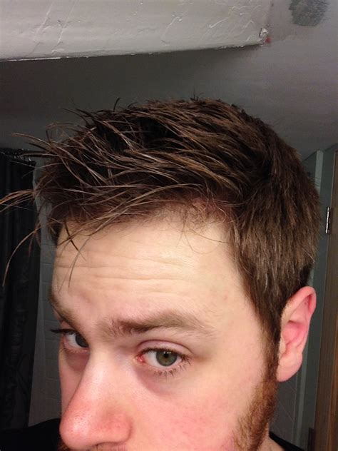 dr haircut whovian wednesdays how to style 10th doctor hair