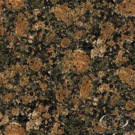 granite colors black