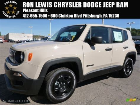 2015 mojave sand jeep renegade sport 107380036 gtcarlot car color galleries