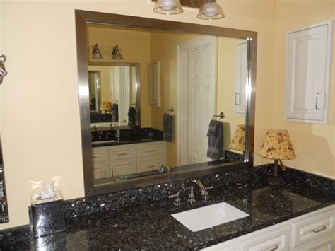 mirror framing kits for bathrooms mirror frame kit traditional bathroom mirrors salt lake city by reflected