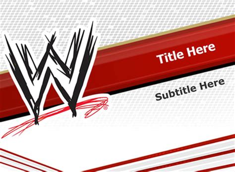 wwe templates for blogger wwe 1