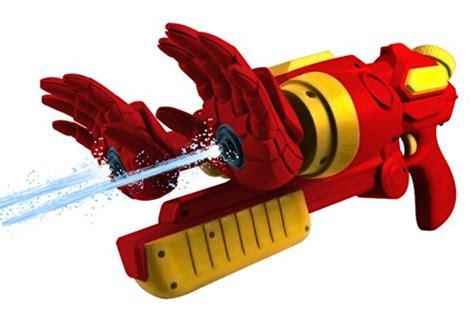Water Gun Iron marvel toys iron water blaster weapons guns