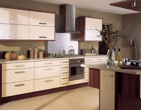 Minimalist Kitchen Cabinets Contemporary Kitchen Focus Amalfi Cream Ultimate Kitchens