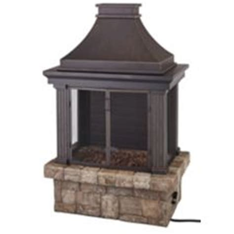 Outdoor Fireplace Canadian Tire by Canvas Richmond Gas Outdoor Fireplace Canadian Tire