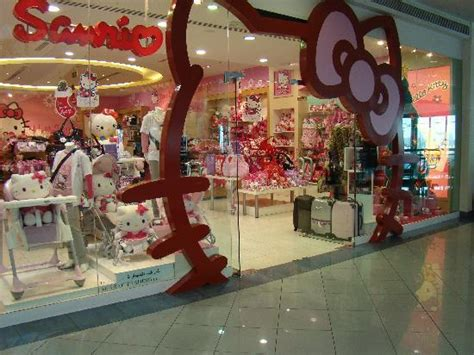 Floor Plan Of Shopping Mall by Hello Kitty Shop Picture Of Marina Mall Abu Dhabi