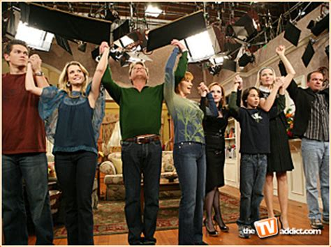the cast and crew of reba tv show reba s curtain call the tv addict